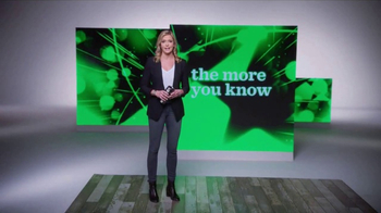 The More You Know TV Spot, 'Reusable Cups' Featuring Kathryn Tappen - Thumbnail 3