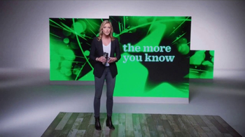 The More You Know TV Spot, 'Reusable Cups' Featuring Kathryn Tappen - Thumbnail 4