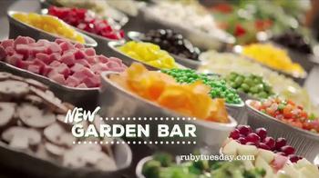 Ruby Tuesday Garden Bar and Grill TV Spot, 'Fresh Flavors' - Thumbnail 5