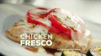 Ruby Tuesday Garden Bar and Grill TV Spot, 'Fresh Flavors' - Thumbnail 6