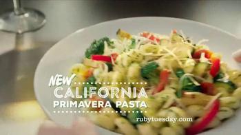 Ruby Tuesday Garden Bar and Grill TV Spot, 'Fresh Flavors' - Thumbnail 8