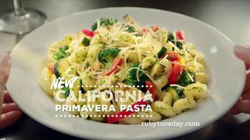 Ruby Tuesday Garden Bar and Grill TV Spot, 'Fresh Flavors' - Thumbnail 9