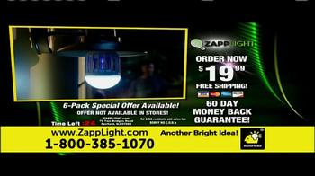 ZappLight TV Spot, 'Get the Bugs' - Thumbnail 8