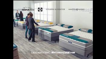 Mattress Firm Oportunidad Para Grandes Ahorros TV Spot, 'Marcas' [Spanish] - Thumbnail 4