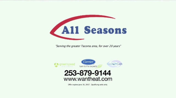 Carrier Corporation TV Spot, 'All Seasons' - Thumbnail 6