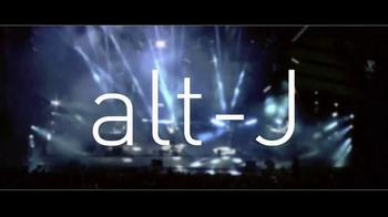 Live Nation TV Spot, '2017 Alt-J Relaxer Tour' - Thumbnail 2