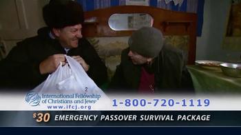 IFCJ TV Spot, 'Our Moral Responsibility' - Thumbnail 8