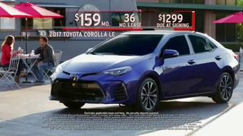 2017 Toyota Corolla TV Spot, 'Have It All' [T2] - Thumbnail 10