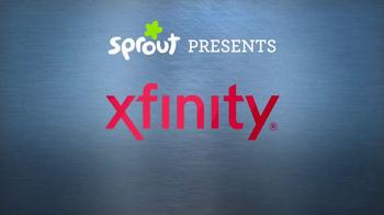 XFINITY X1 TV Spot, 'Sprout Kids Zone' - Thumbnail 1