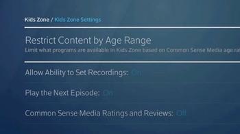 XFINITY X1 TV Spot, 'Sprout Kids Zone' - Thumbnail 4