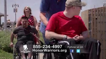 Wounded Warrior Project TV Spot, 'Chris' Story' Featuring Trace Adkins - 119 commercial airings