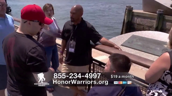 Wounded Warrior Project TV Spot, 'Chris' Story' Featuring Trace Adkins - Thumbnail 5