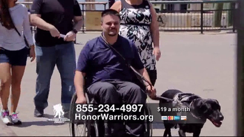 Wounded Warrior Project TV Spot, 'Chris' Story' Featuring Trace Adkins - Thumbnail 6