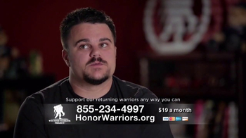 Wounded Warrior Project TV Spot, 'Chris' Story' Featuring Trace Adkins - Thumbnail 7