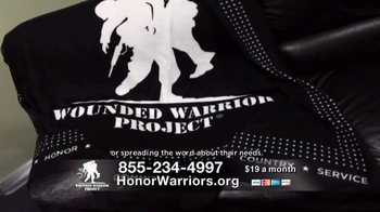Wounded Warrior Project TV Spot, 'Chris' Story' Featuring Trace Adkins - Thumbnail 8