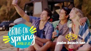 Palm Beach Tan Bring on Spring Event TV Spot, 'A Shade Better' - Thumbnail 7