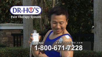 DR-HO's Pain Therapy System TV Spot, 'Aches & Pains'