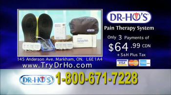 DR-HO's Pain Therapy System TV Spot, 'Aches & Pains' - Thumbnail 7
