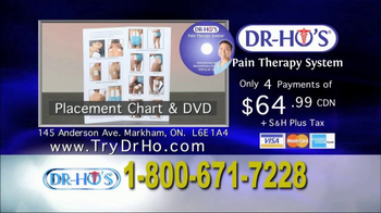 DR-HO's Pain Therapy System TV Spot, 'Aches & Pains' - Thumbnail 5