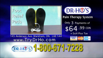 DR-HO's Pain Therapy System TV Spot, 'Aches & Pains' - Thumbnail 6