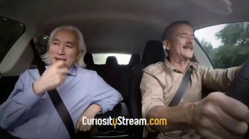 CuriosityStream TV Spot, 'Miniverse' Featuring Chris Hadfield - Thumbnail 6