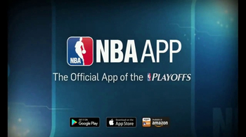 NBA App TV Spot, 'Just One Play: How We Write Our Name' - Thumbnail 10