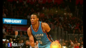 NBA App TV Spot, 'Just One Play: How We Write Our Name' - Thumbnail 5