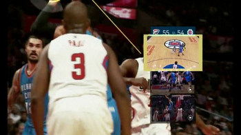 NBA App TV Spot, 'Just One Play: How We Write Our Name' - Thumbnail 6