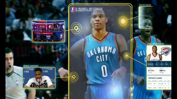 NBA App TV Spot, 'Just One Play: How We Write Our Name' - Thumbnail 8