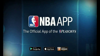 NBA App TV Spot, 'Just One Play: How We Write Our Name' - Thumbnail 9