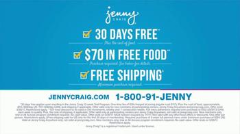 Jenny Craig TV Spot, 'Beth: 30 Days Free' - Thumbnail 9