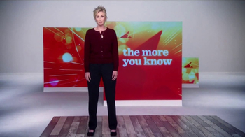 The More You Know TV Spot, 'Digital Literacy' Featuring Jane Lynch - Thumbnail 1