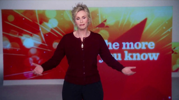 The More You Know TV Spot, 'Digital Literacy' Featuring Jane Lynch - Thumbnail 3