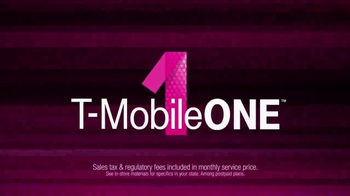 T-Mobile One TV Spot, 'Taxes and Fees: Samsung Galaxy S8' - Thumbnail 3