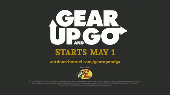 Outdoor Channel Gear up and Go Sweepstakes TV Spot, 'Go Time' - Thumbnail 8