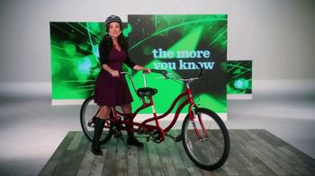 The More You Know TV Spot, 'Environment: Carpooling' Featuring Jenni Pulos