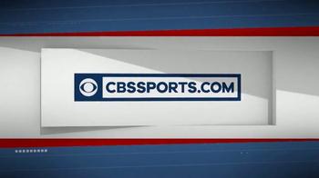 CBS Sports App TV Spot, 'Instant Scores and Alerts' - Thumbnail 1