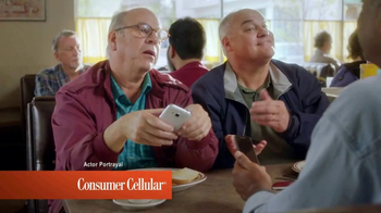 Consumer Cellular TV Spot, 'Change: First Month Free: Plans $10+ a Month' - Thumbnail 2
