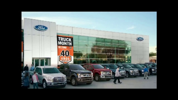 Ford Truck Month TV Spot, 'Imaginar: 2017 F-150 XLT' [Spanish] [T2] - Thumbnail 1