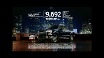 Ford Truck Month TV Spot, 'Imaginar: 2017 F-150 XLT' [Spanish] [T2] - Thumbnail 9