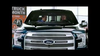Ford Truck Month TV Spot, 'Imaginar: 2017 F-150 XLT' [Spanish] [T2] - Thumbnail 8