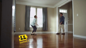 Lumber Liquidators Install + TV Spot, 'Surprise' - Thumbnail 6
