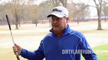 Dirty Larry Golf Navigator Putting Aid TV Spot, 'Dirty' Ft. Scott Hamilton - Thumbnail 9