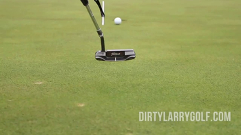 Dirty Larry Golf Navigator Putting Aid TV Spot, 'Dirty' Ft. Scott Hamilton - Thumbnail 7