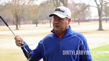 Dirty Larry Golf Navigator Putting Aid TV Spot, 'Dirty' Ft. Scott Hamilton - Thumbnail 8