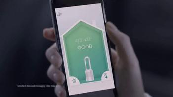 Dyson Pure Hot+Cool Link TV Spot, 'Monitors and Purifies' - Thumbnail 7