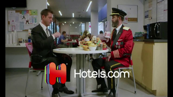 Hotels.com TV Spot, 'Draft Day' - Thumbnail 10
