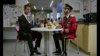 Hotels.com TV Spot, 'Draft Day' - Thumbnail 5