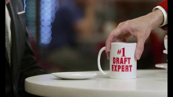 Hotels.com TV Spot, 'Draft Day' - Thumbnail 7