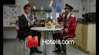 Hotels.com TV Spot, 'Draft Day' - Thumbnail 9